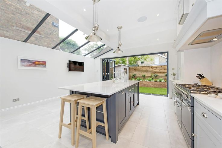10 steps to designing a contemporary shaker kitchen | Farrow & Ball…