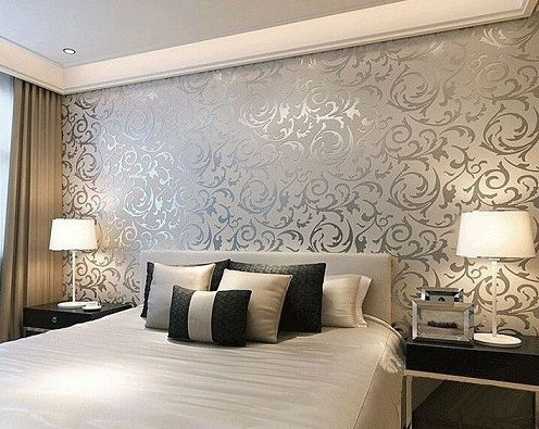 15 Best Bedroom Wall Designs With Photos In India Bedroom Paint Design Bedroom Wall Designs Wallpaper Design For Bedroom