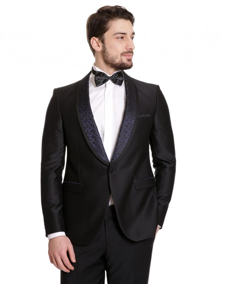 Ceket ve Blazer Ceket : Toss Erkek 6 Drop Seremoni Ceket - Siyah-Lacivert #gentleman #suit #takımelbise #karaca #ciftgeyikkaraca  www.karaca.com.tr
