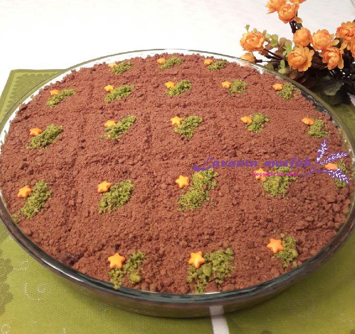 Kumlu Kek (Kumlu Pasta)