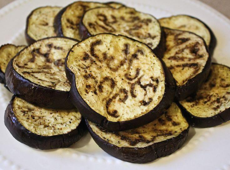 Easy Baked Eggplant Recipe | Habits for the Soul ♥ #eggplant #baked #garlic #easyrecipe #veggies