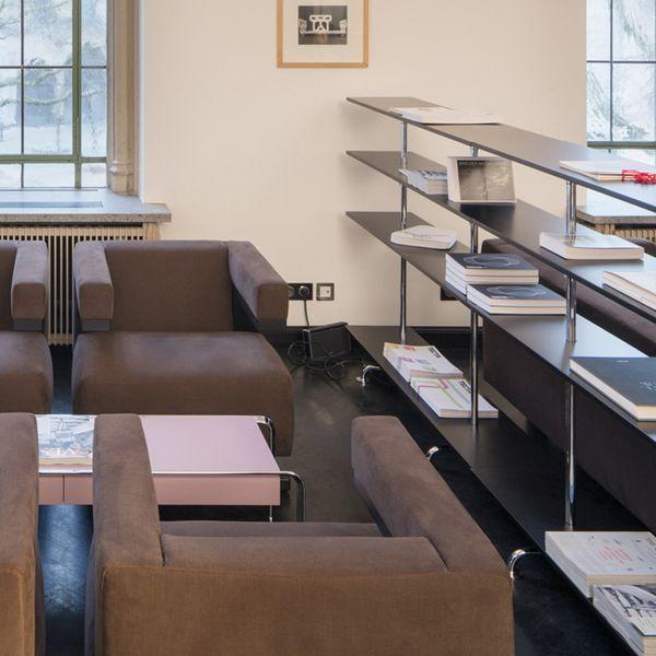 Libreria S44 - design Marcel Breuer - Tecta