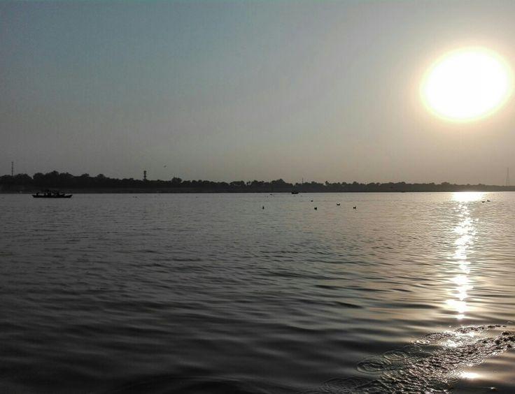 Yamuna River, Triveni Sangham