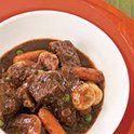 Beef Stew in Spicy Berbere Sauce - Ethiopian inspired stew