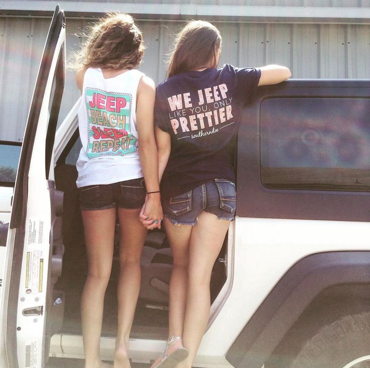 Jeep Friends are the BEST Friends