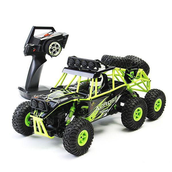 $94.00 WLtoys ACross CrawlerKing 18628 1/18 6WD Rock Crawler RC Car RTR