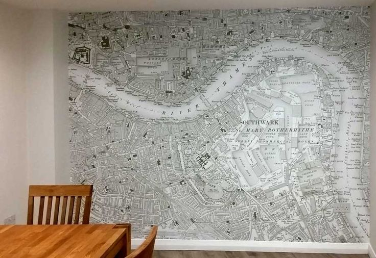 25 best ideas about map wallpaper on pinterest world for Colonial mural wallpaper