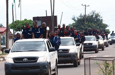 Airport closure: NSCDC establishes 15 outposts to secure Abuja-Kaduna Road