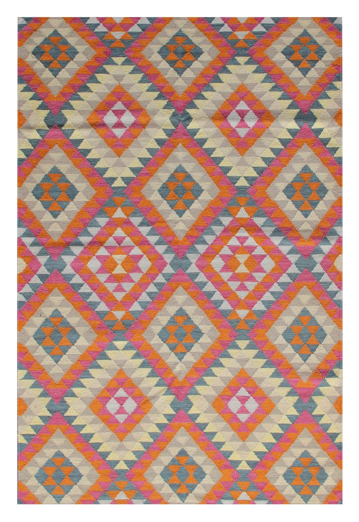 kelim - 40355 afghan 4.00 x 3.00m Composition Wool on Cotton Hand-woven Flat pile Was R25 920 - 40% Now R 15 550