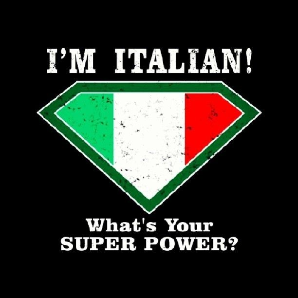   21 Signs You Grew Up In An Italian Family OH MY GOSH. This basically describes my life. No joke!!