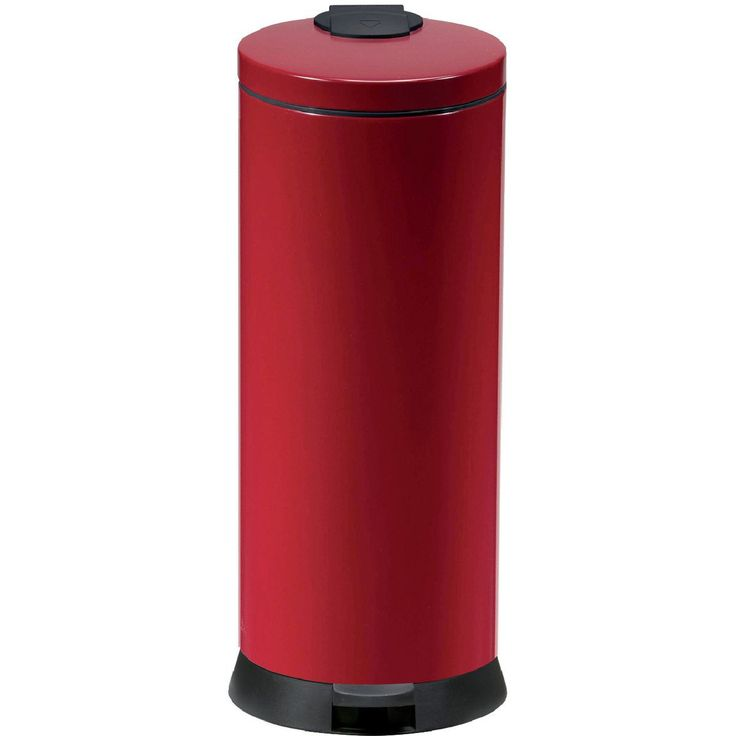 Poubelle Mag'up 40 l Rossignol - Rouge