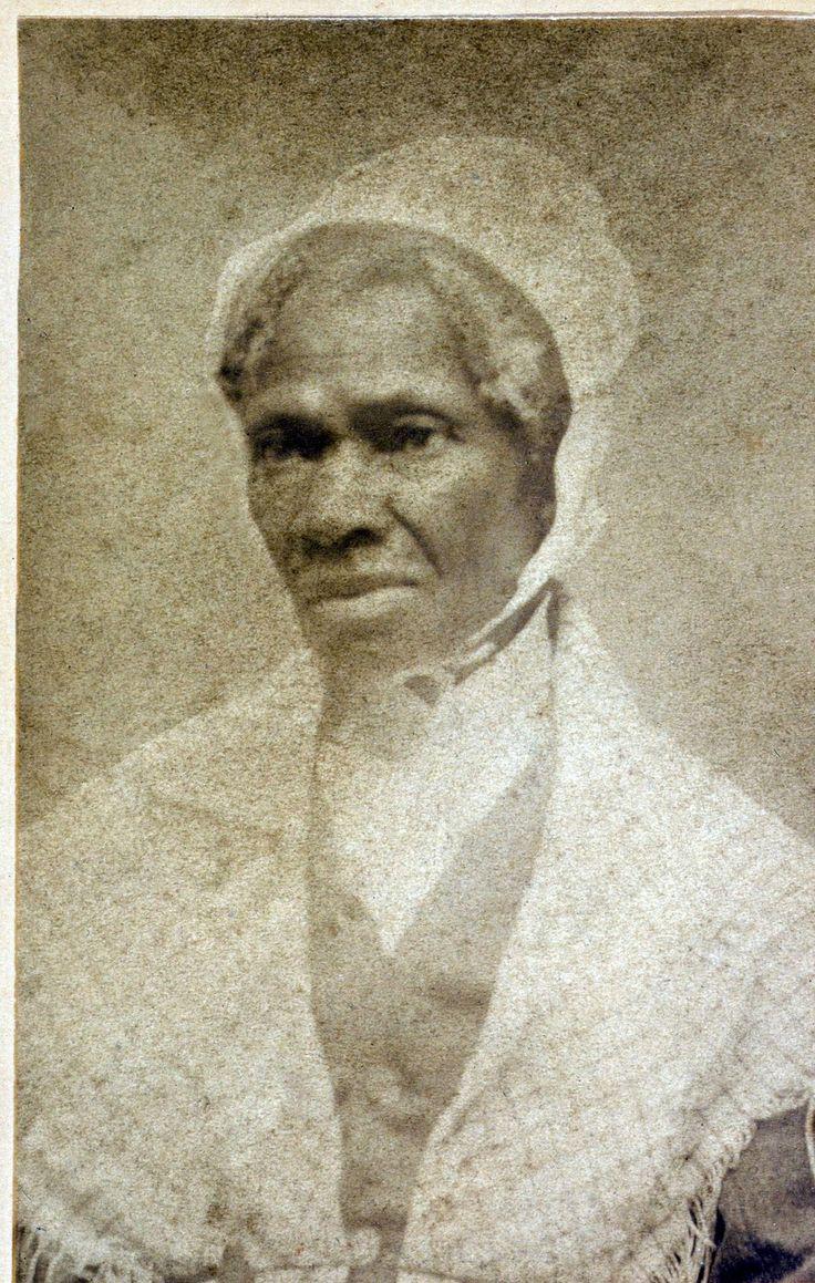 Sojourner Truth, activist
