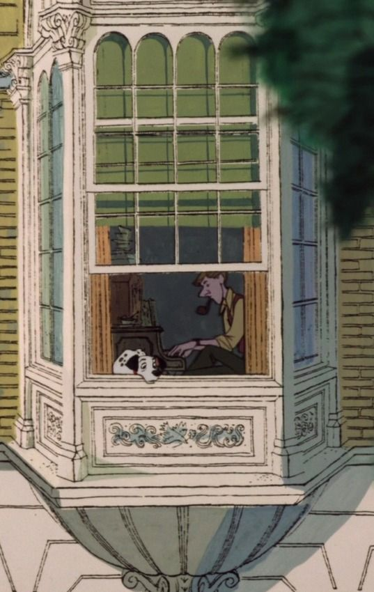 101 Dalmatians! Watched this today and realized how much I love it.