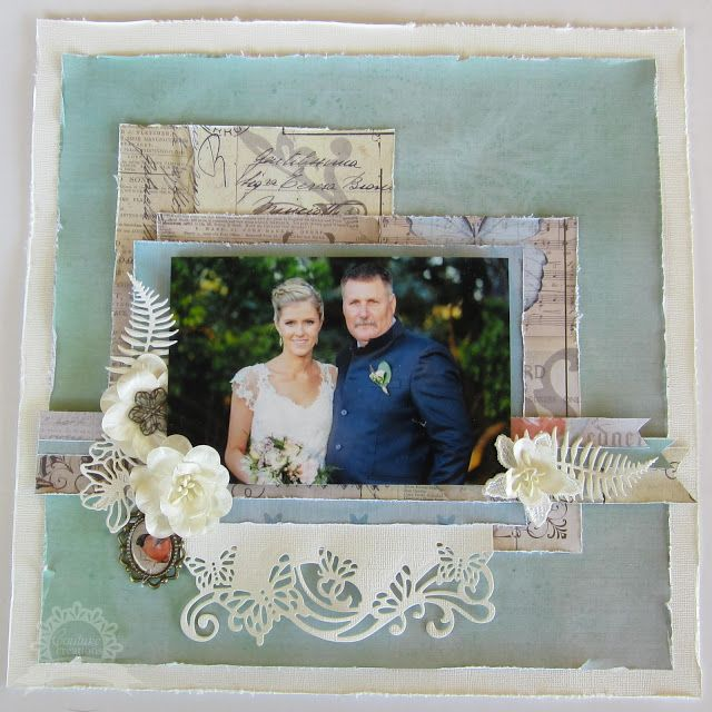 Artdeco Creations Brands: Father of the Bride by Kerrie Gurney