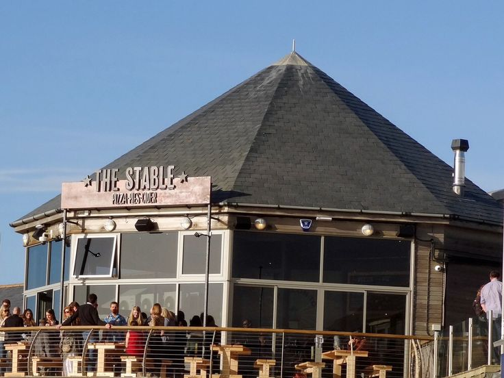 The Stable, Fistral Beach, Newquay
