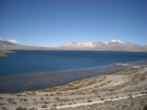 Lago Chungará, Putre, Arica y Parinacota