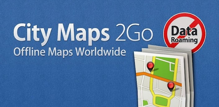 Mapas de todo el mundo gratis con City Maps 2go
