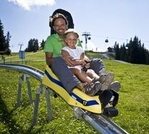 Summer tobogganing - Saalfelden-Leogang Touristik GmbH