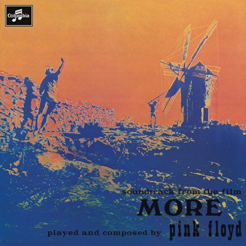 Pink Floyd - More (LP)-Sealed-New Record on Vinyl Track Listing - Cirrus Minor - The Nile Song - Crying Song - Up The Khyber - Green Is The Colour - Cymbaline - Party Sequence - Main Theme - Ibiza Bar
