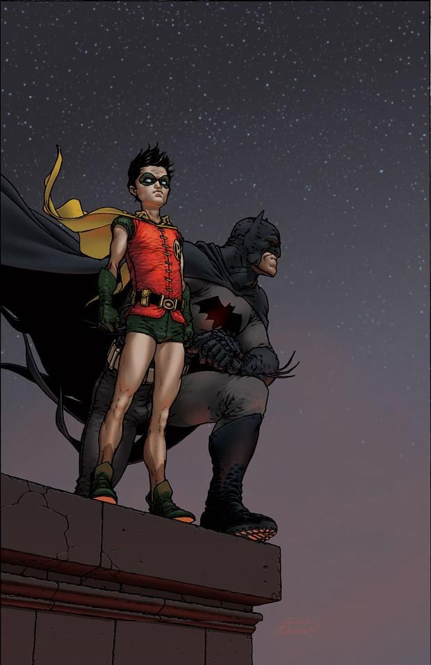 All-Star Batman and Robin the Boy Wonder #10 (Alternate) by Frank Quitely
