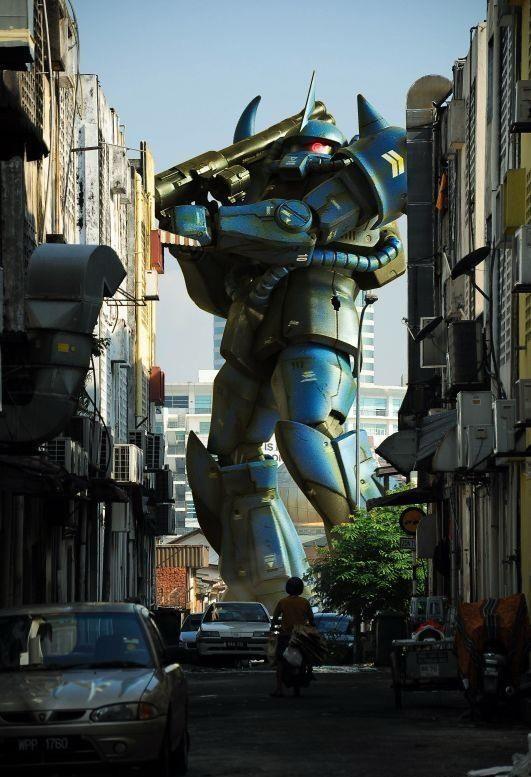 Gundam - Zaku