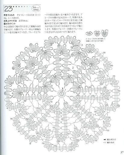 crochet lace books 3 - sevar mirova - Picasa Web Albums