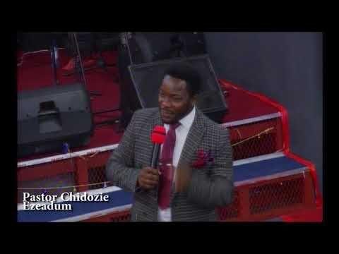PASTOR CHIDOZIE EZEADUM...12 Nov 2017 Sun Preaching