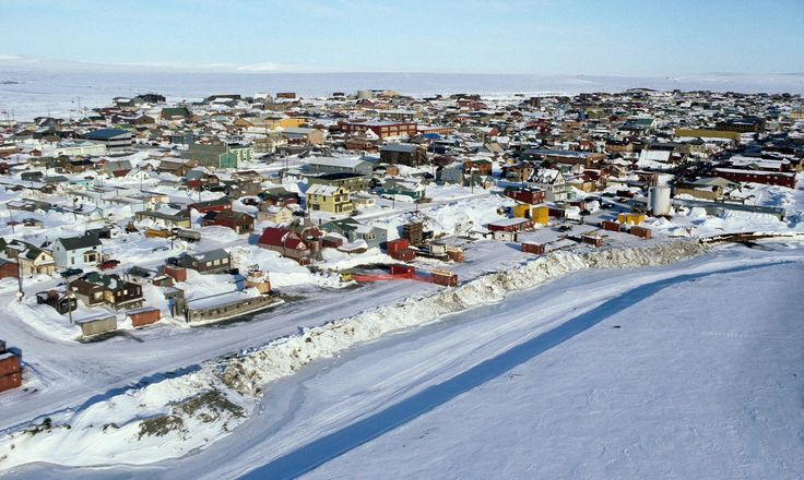 Nome Alaska....when you've walked the streets:)