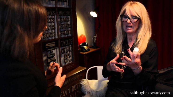 Sali Hughes: In The Kit Bag with Val Garland