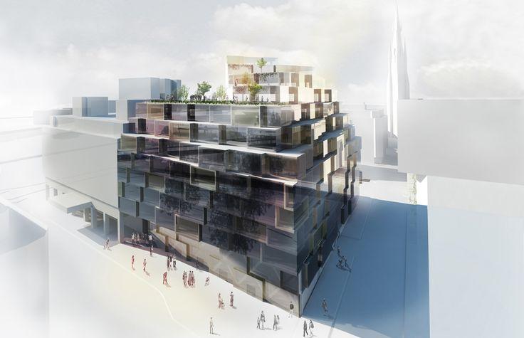 Kjellander + Sjöberg Architects - Snäckan 8