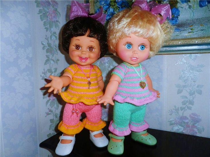 Фейсинки разные нужны и куклы Galoob Baby Fase dolls важны! Или наш дворовый садик и новенькая СЬЮЗИ! / Куклы Galoob Baby Face dolls / Бэйбики. Куклы фото. Одежда для кукол