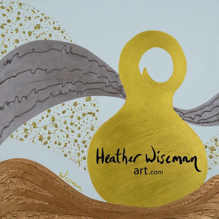 Inspired by the Healing Calabash - perfect for Feng Shui Health http://www.heatherwisemanart.com/