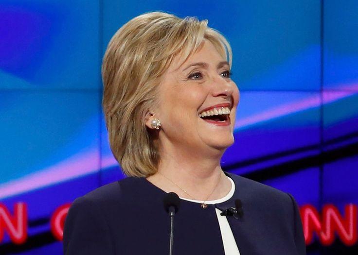 Prime 17 Best Ideas About Hillary Clinton 2016 On Pinterest Clinton Short Hairstyles Gunalazisus