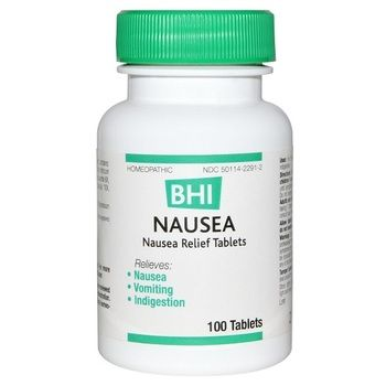 BHI Nausea Relief (1x100 TAB )