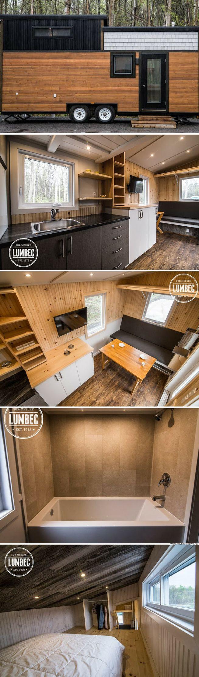 Die 200 besten Bilder zu tiny houses auf Pinterest   Hütten ...