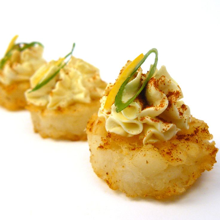 Eden Catering   Potato Rosti