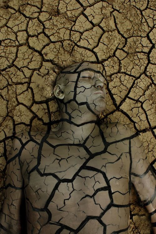Incroyable Body Art inspiré par la nature de Johannes Stötter (Clip 12 images)   – Bodyart