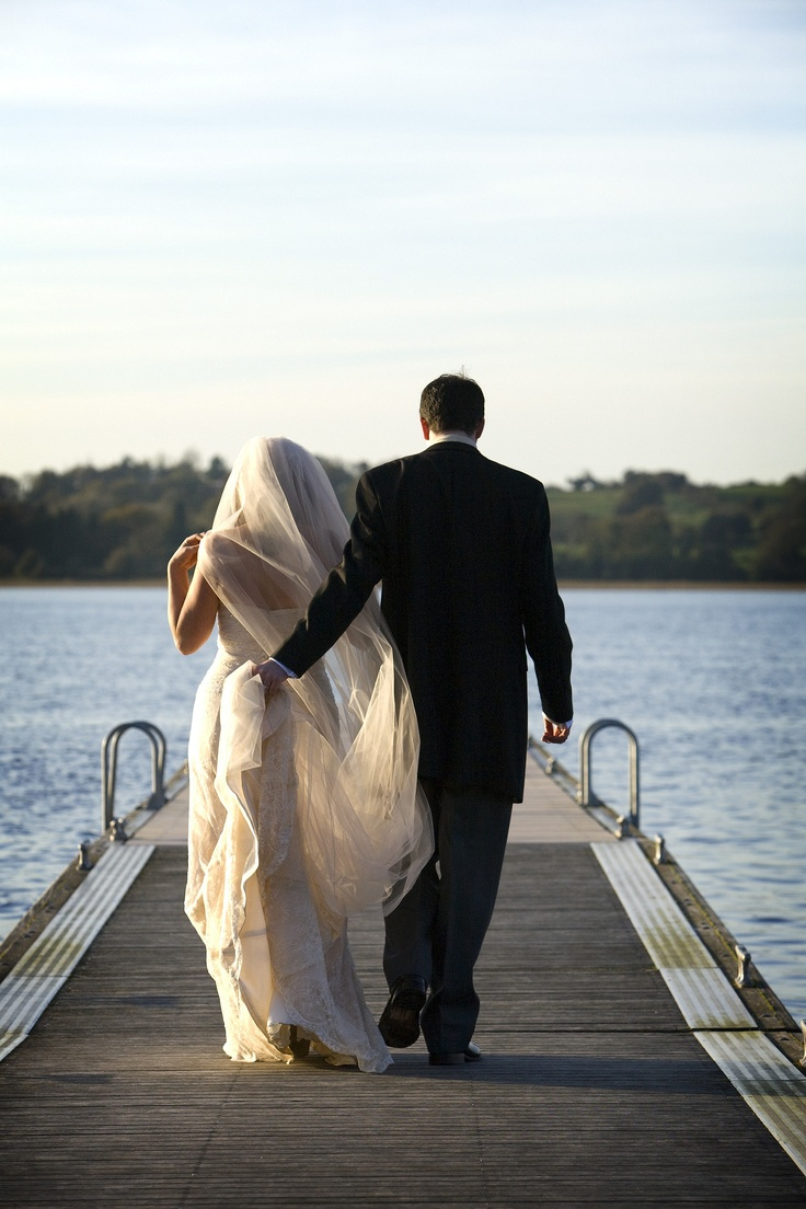 $6476 (€4950) wedding package at Wineport Lodge in Ireland. www.marryabroadexclusive.com for details.