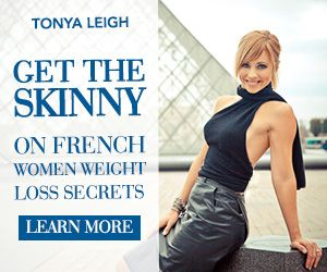 The French Chic Diet: How to be slim, chic and savvy with Tonya Leigh  Do you want to get the skinny on the French chic diet?  Read my interview with Tonya Leigh to see how you can eat bread, chocolate, steak, fries, and more with pleasure: http://buff.ly/1dmT0Th