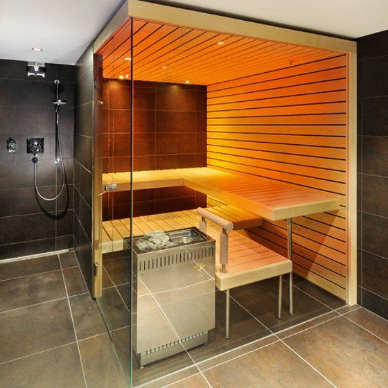 An Elegant Sauna Evening To Invite Your Guests To Is The
