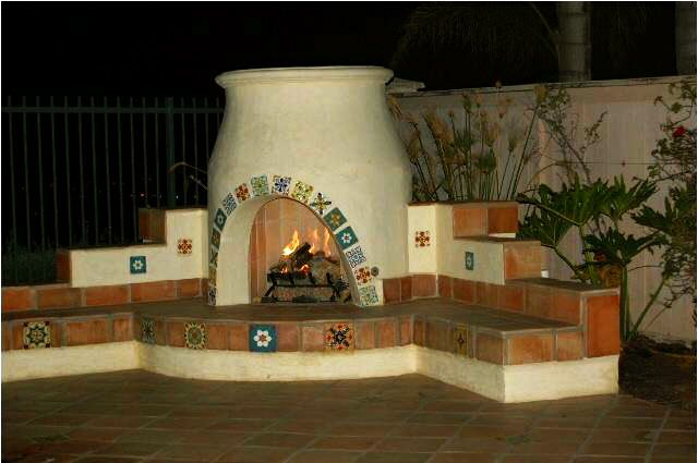 Best 25 Southwestern Outdoor Fireplaces Ideas On Pinterest Southwestern Outdoor Lighting