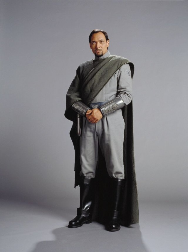 Jimmy smits in star wars: episode iii - revenge of the sith