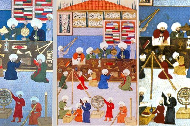 Amikor az iszlám állam és más muszlimok által elkövetett rombolás képei tárulnak elénk, feladatunk annak tudatosítása, hogy mindebbe az iszlámot belevinni bűn, bárki is teszi. Ha nem lettek volna muszlim tudósok, akik vallási indíttatásból felfedezték a világot, hogy ezzel…