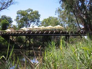 Pfeiffer Wines Sunday Creek Bridge