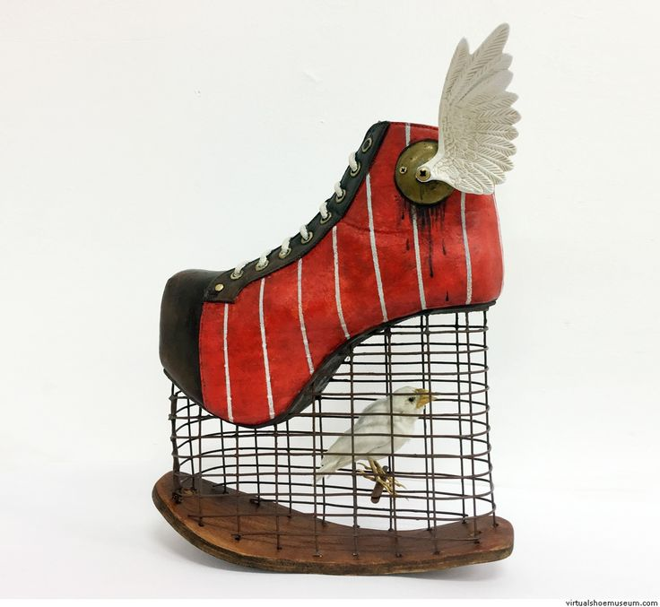 3577 best Wearable Art: Shoes images on Pinterest