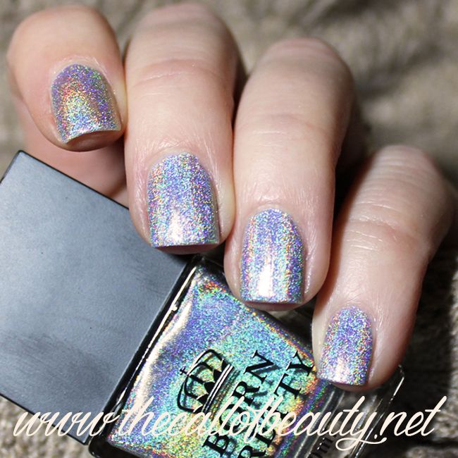 The Call of Beauty: Born Pretty Holo Polish H002 Magic Rainbow