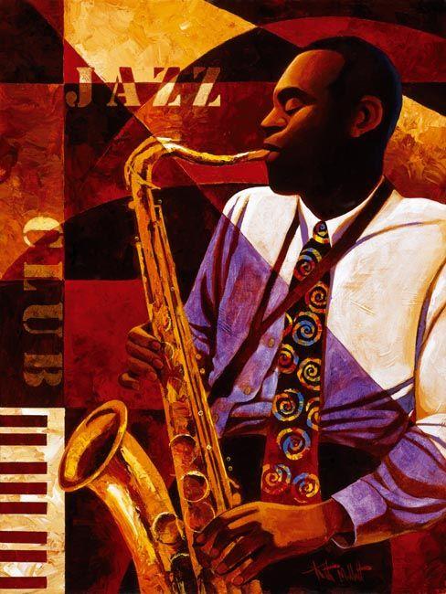 Keith Mallett   WD335 Keith Mallett Jazz Club
