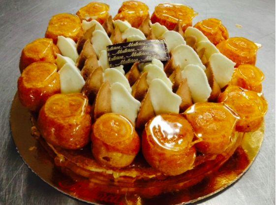 Pastelería Mallorca - Blog SAINT Honoré
