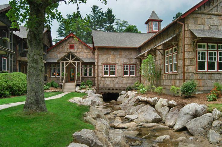 Best Bark Siding Craftsman Style Homes Wood Shingle Siding 400 x 300