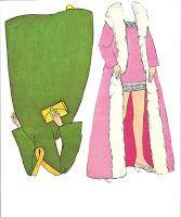 1971 Dawn Paper Doll